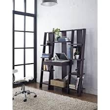 home decorators collection nolan black folding ladder bookcase