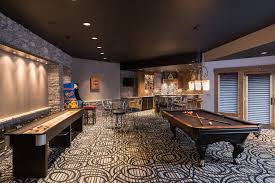 Best And Most Durable Carpets For Basement Family Room Artenzo - Family room carpet