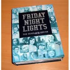 friday night lights complete series friday night lights cookies friday night lights pinterest
