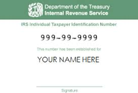 irs renew individual taxpayer id numbers by dec 31 big island now