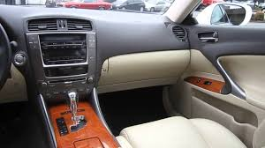 2007 Lexus Is250 Interior 2009 Lexus Is250 White Stock 029095 Interior Youtube