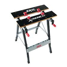 diy portable workbench plans harbor freight with vise