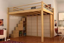 costruire letto giapponese soppalco yen di cinius ad altezza fissa
