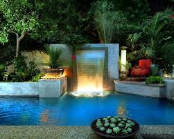 Water Feature Ideas For Small Gardens Water Features In The Garden 75 Ideas For The Design Of Water