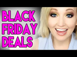 best black friday makeup deals black friday deals best beauty u0026 clothing sales 2015 youtube