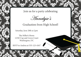 how to make graduation invitations designs create your own college graduation invitations plus make