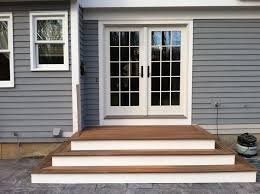 Back Porch Stairs Design Pretentious Front Door Steps Design Stairs Designs Ideas Doty