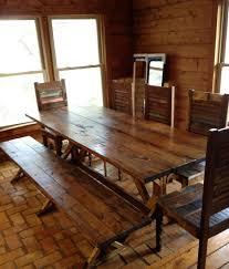 kitchen table decorating ideas the autumn rustic kitchen table decoration home design and decor