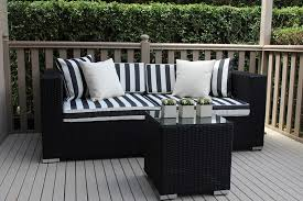 Desig For Black Wicker Patio Furniture Ideas Minimalist Black Wicker Outdoor Furniture Home Design Ideas