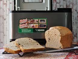 baking gluten free bread in a breadmaker