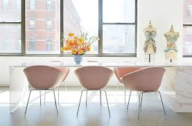 Marble Boardroom Table Dannijo Jewelry Designers Share Their Vintage Jewelry Picks