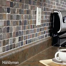how to install a mosaic tile backsplash in the kitchen mosaic tile backsplash 636 glass mosaic tile bathroom marble