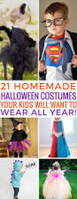 21 easy homemade halloween costumes for kids adorable just