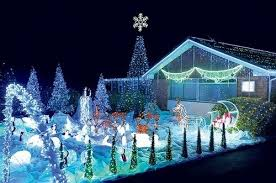 decorated houses for christmas beautiful christmas the most beautiful christmas decorated house house interior