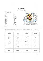 english teaching worksheets spelling