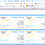 how to make business cards on word 2007 how to find business card