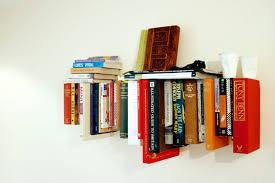 book shelf made from books inhabitat green design innovation