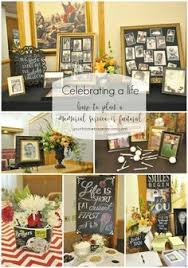 Table Decorations For Funeral Reception 15 Ideas For A Beautiful Memorial Service On A Budget Diy