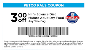 hill u0027s science diet printable coupons june 2012 petco coupons