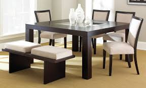 small espresso dining table expandable dining tables for small spaces high table is also kind of