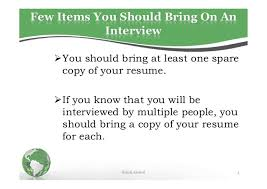 Bring Resume To Interview How To Appear In An Interview By Sohail Ahmed Solangi