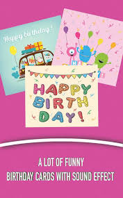 birthday animated cards android apps on google play