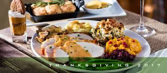 traditional thanksgiving dinner menu seasons 52