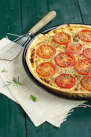 cuisine tomate tarte au thon aux tomates et à la moutarde une