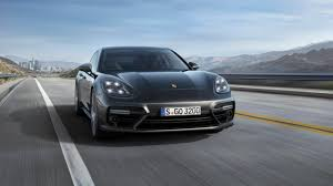 porsche germany the new porsche panamera is larger lighter and laps nürburgring