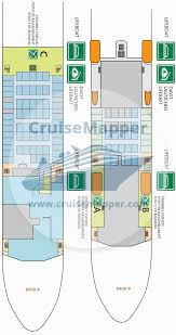 norwegian dawn floor plan baie de seine ferry deck plan cruisemapper