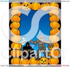 free clipart halloween halloween pumpkin border clip art clipart panda free clipart