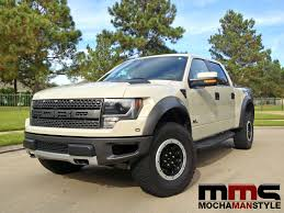ford truck raptor the ford raptor svt will make you a real road warrior mocha man