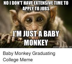 Monkey Meme - 25 best memes about baby monkey meme baby monkey memes