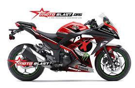 2008 2012 kawasaki ninja 250r fiat fairing fi red motorcycle