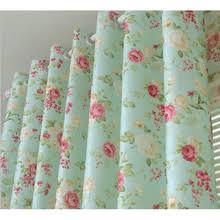 Retro Floral Curtains Vintage Floral Print Curtains Uk Floral Curtains
