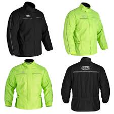 waterproof motorcycle jacket oxford rainseal all weather motorcycle bike over jacket waterproof