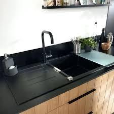 evier cuisine noir 1 bac evier noir 1 bac evier noir cuisine autres vues evier cuisine noir 1