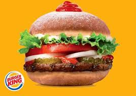 burger king sufganiking whopper donut in israel has ketchup filled
