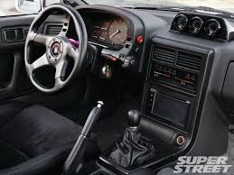 custom jeep interior mods 1987 mazda rx 7 fc u003d fuggin u0027 clean super street magazine