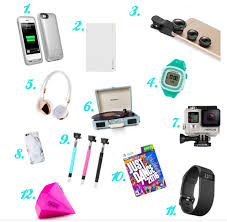 35 gifts for a overstuffed
