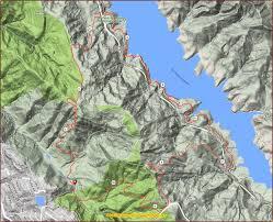 Tilden Park Map San Francisco Bay Area Photo Blog 07 01 17