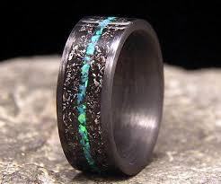 groove culture wedding band shavings wedding ring