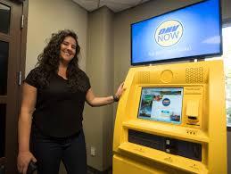 dmv opens new self service kiosk at uc irvine u2014 first in state