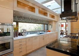 kitchen with wood cabinets 10 inspiring kitchen with blond wood eatwell101