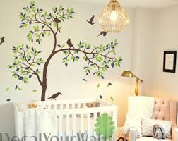 Kids Room Wall Decor Stickers by Wall Decals Nursery Etsy