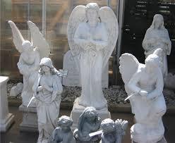 yard statuary concrete statues