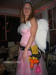 cougar halloween costume dabbled toothfairy