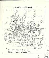 cartoon jeep front herbie to the front canadian war cartoonists of the second world
