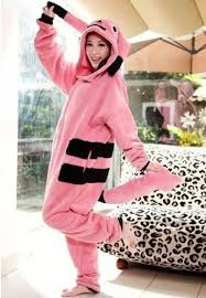 Pink Panther Halloween Costume Kigurumi Cosplay Animal Cartoon Onesies U2013 Skarro U2013 Fun U2013 Live