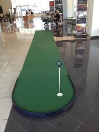 promotional putting greens pro putt systems